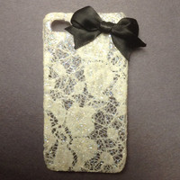 Lace IPhone 4 Case