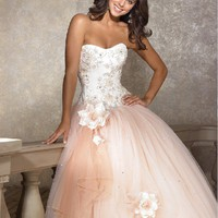 Quinceanera Sweetheart Formal Homecoming Dress Prom Party Ball Gown 4 6 8 10 12+