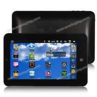Eken M009S 7 inch Google Android 2.2 VIA 8650 4GB Flash 10.1 Gravity Sensor Tablet PC for Christmas Gift