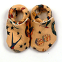 Baby Wit Beige Tattoo Slippers - Baby Clothes - Baby 0-18 months Baby Wit