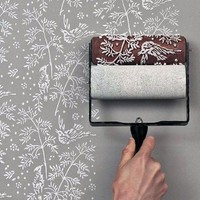 Patterned Paint Roller Kit - $99 | The Gadget Flow