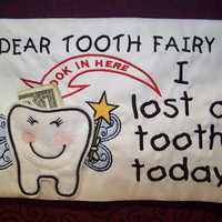 Tooth Fairy Pilllow