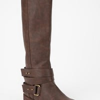 Urban Outfitters - Ecote Multi-Strap Tall Boot