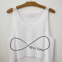 Directioner (Forever) Crop Top | fresh-tops.com