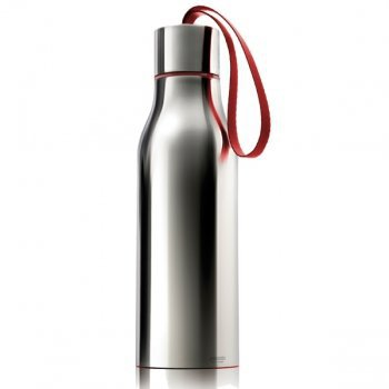 Thermos flask, red - Picnic Accessories - Outdoor - Finnish Design Shop