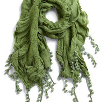 Leaf It at That Scarf | Mod Retro Vintage Scarves | ModCloth.com