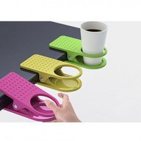 Originality and Multifunction Deskside Glass Clip China Wholesale - Sammydress.com