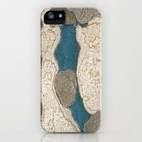 Blue Bark iPhone Case by Shy Photog | Society6