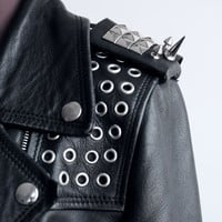 Leather Shoulder Pad
