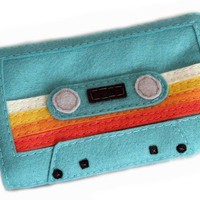 iPod Case Mix Tape Cassette Tape iPhone case Fits by BraveMoonman