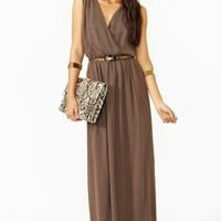 Empress Spike Maxi Dress