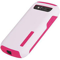 Incipio Silicrylic Case for Samsung Galaxy S Blaze 4G T769, White / Pink