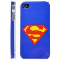 Amazon.com: Superman Mark Hard Case for iPhone 4: Everything Else