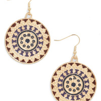 Nouveau Heirloom Earrings | Mod Retro Vintage Earrings | ModCloth.com