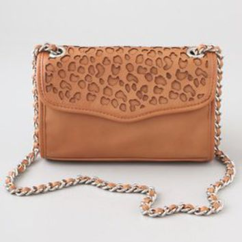 Rebecca Minkoff Cheetah Mini Affair Bag | SHOPBOP