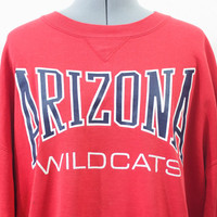 Vintage Retro Arizona Wildcats Sweatshirt
