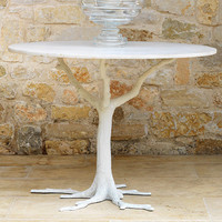 CBell - Furnishing Life - Tables - White Woods Dining Table