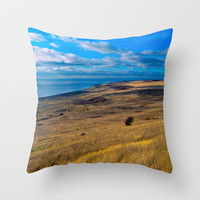 Vantage Throw Pillow by Upperleft Studios | Society6