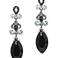 Jet Tatiana Earrings – Modeets.com