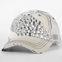 Chunky Rhinestone Hat - Women&#x27;s Hats | Buckle