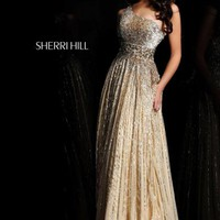 Sherri Hill 8506 at Prom Dress Shop