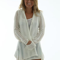 Roxy Sun Clemente Sweater in Natural 1
