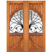 158 Murano | Old World | Entry Doors