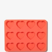Heart-Shaped Ice Tray