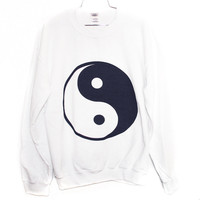 Ying Yang Sweatshirt | Burger And Friends