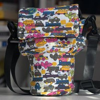 Funny Cartoon Jump Style SLR Camera Bag Handmade 6 types U-pick Bag