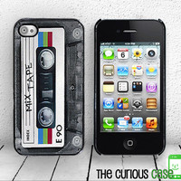 Mix Tape Cassette IPhone Hard Case,.. on Luulla