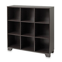 Real Simple 9-Cube Storage Unit - Espresso - Bed Bath & Beyond