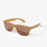 F5011 Leopard Sunglasses | FOREVER 21 - 1040495011