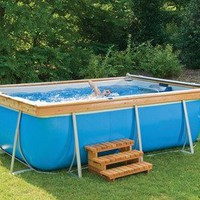 The Fastlane Pool by Endless Pools
