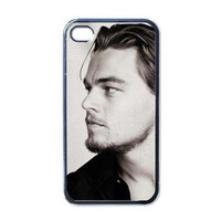 Leonardo DiCaprio Custom iPhone 4 4S Case Cover 202