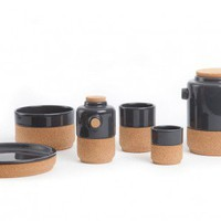 Cork Whistler Grey Full Set
