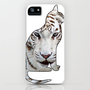 White cats. iPhone Case by catspaws | Society6