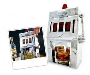 INFMETRY:: Jackpot Liquor Dispenser - Home&Decor