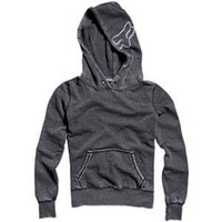 Fox Racing Women's Expectation Pullover Hoodie - X-Small/Black : Amazon.com : Automotive