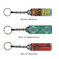 FORTUNE KEEPER KEY CHAIN | Fortune Cookie Messages | UncommonGoods