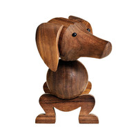 Wooden dog - Accessories - Decoration - Finnish Design Shop