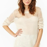 Total Sweetheart Knit
