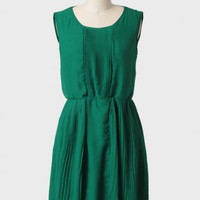 treasure trove pleated dress by Tulle at ShopRuche.com
