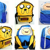 Cool Stuff - Adventure Time Finn/Jake Reversible Backpack