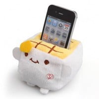 Kawaii Hannari Tofu Cell Plush Phone Holder Christmas Gift (CEG1058) [#00171039] - US$5.78 : Amazplus.com