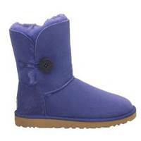 5803 Deep Cobalt UGG Women's Bailey Button Outlet UK