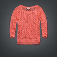 Cremorne Sweater - Openstitch, Longer Back Hem - Available in 7 Colors