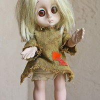 Little Miss No Name Doll by Hasbro 1965