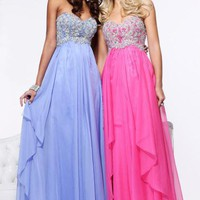 Sherri Hill 3862 at Prom Dress Shop