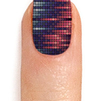 The Mission To Mars Nail Wrap : ncLA : Karmaloop.com - Global Concrete Culture